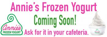 frozen yogurt coming soon