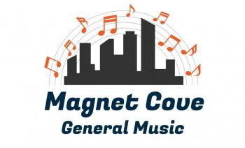 Magnet Cove General Music logo