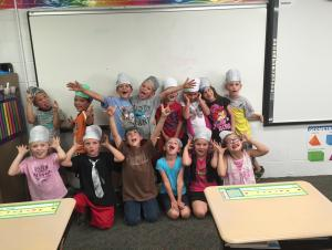 Johnny Appleseed Hats