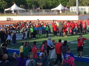 Opening Ceremony @ State