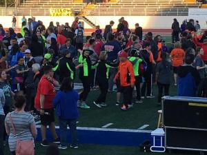 Dance Off at State Meet