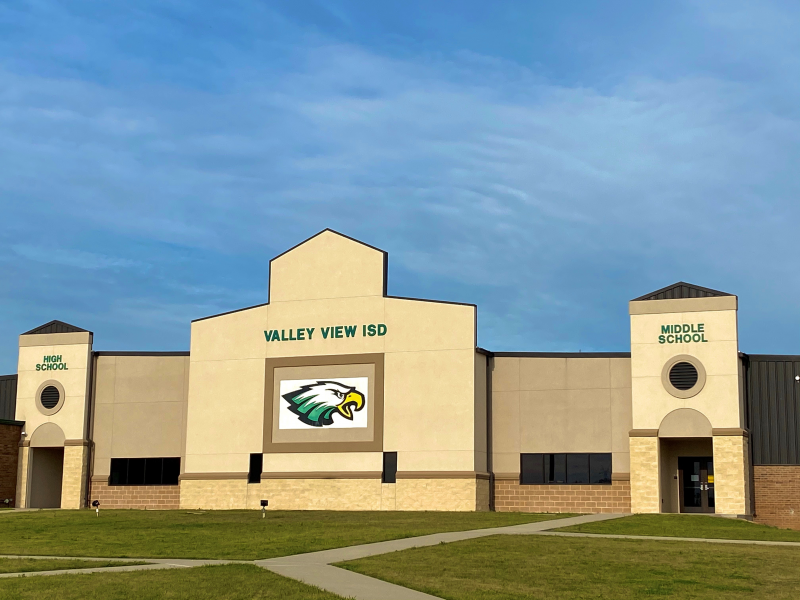valley view isd campus photo