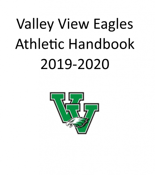 athletics handbook icon