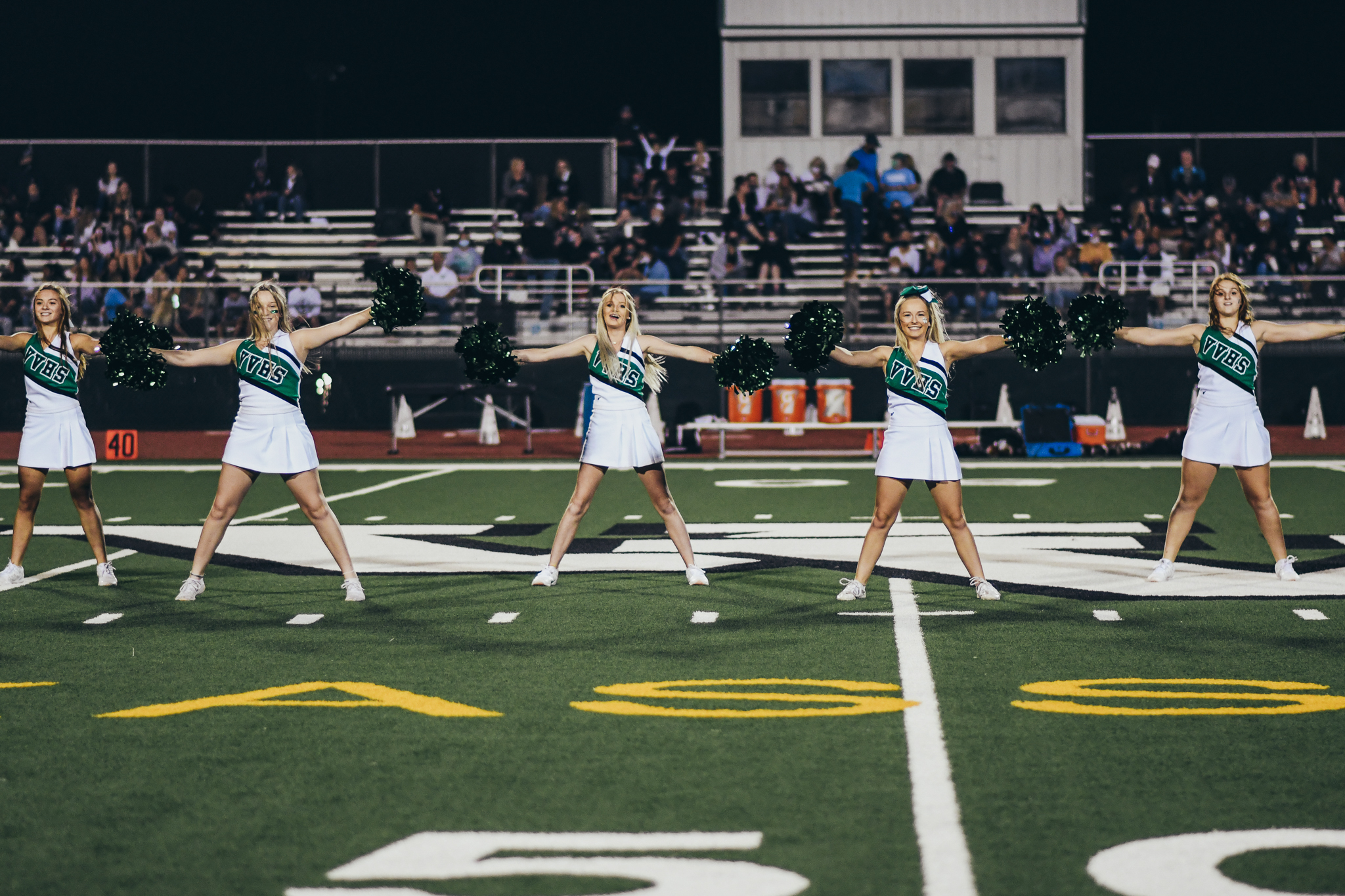 Valley View Cheerleaders