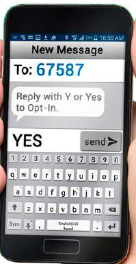 School Messenger Text Alerts