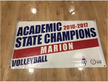 volleyball academic state champs