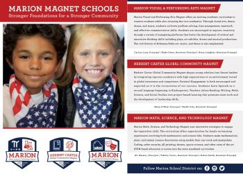 Magnet School Brochure Picture Link