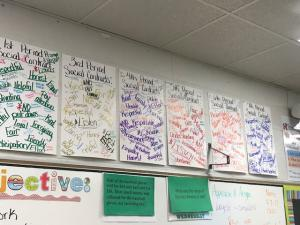 Mrs. Hicks' Classroom Social Contract