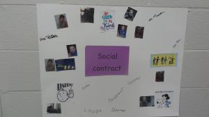 Mrs. McCorkle's Classroom Social Contract