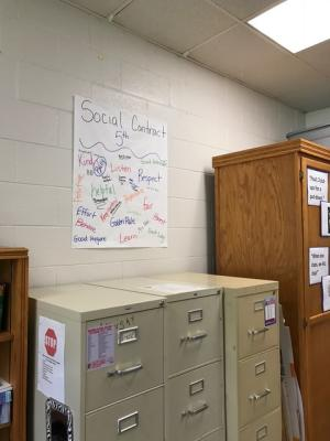 Mrs. Nash's Classroom Social Contract