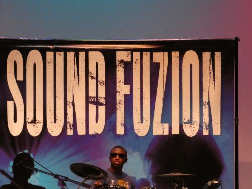 Sound Fuzion concert  1