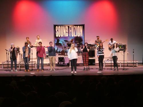 Sound Fuzion concert  2