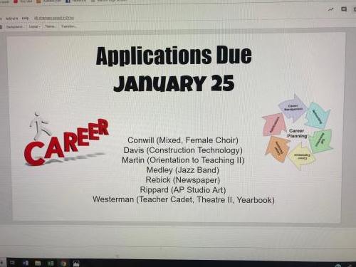 CAP Applications