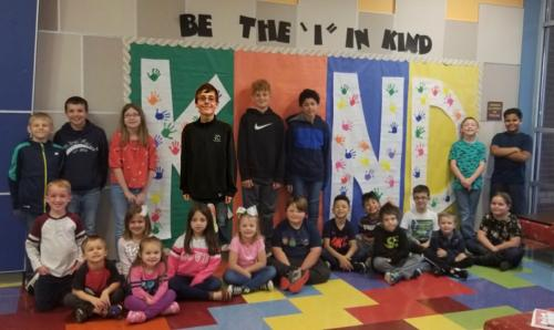 AES February Students of the Month: