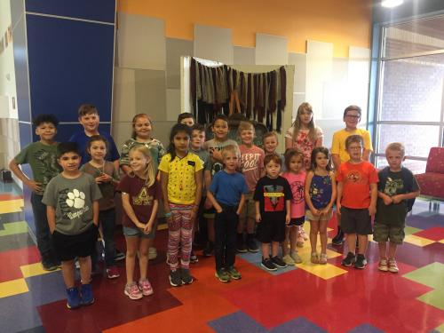 AES SEPTEMBER STUDENTS OF THE MONTH