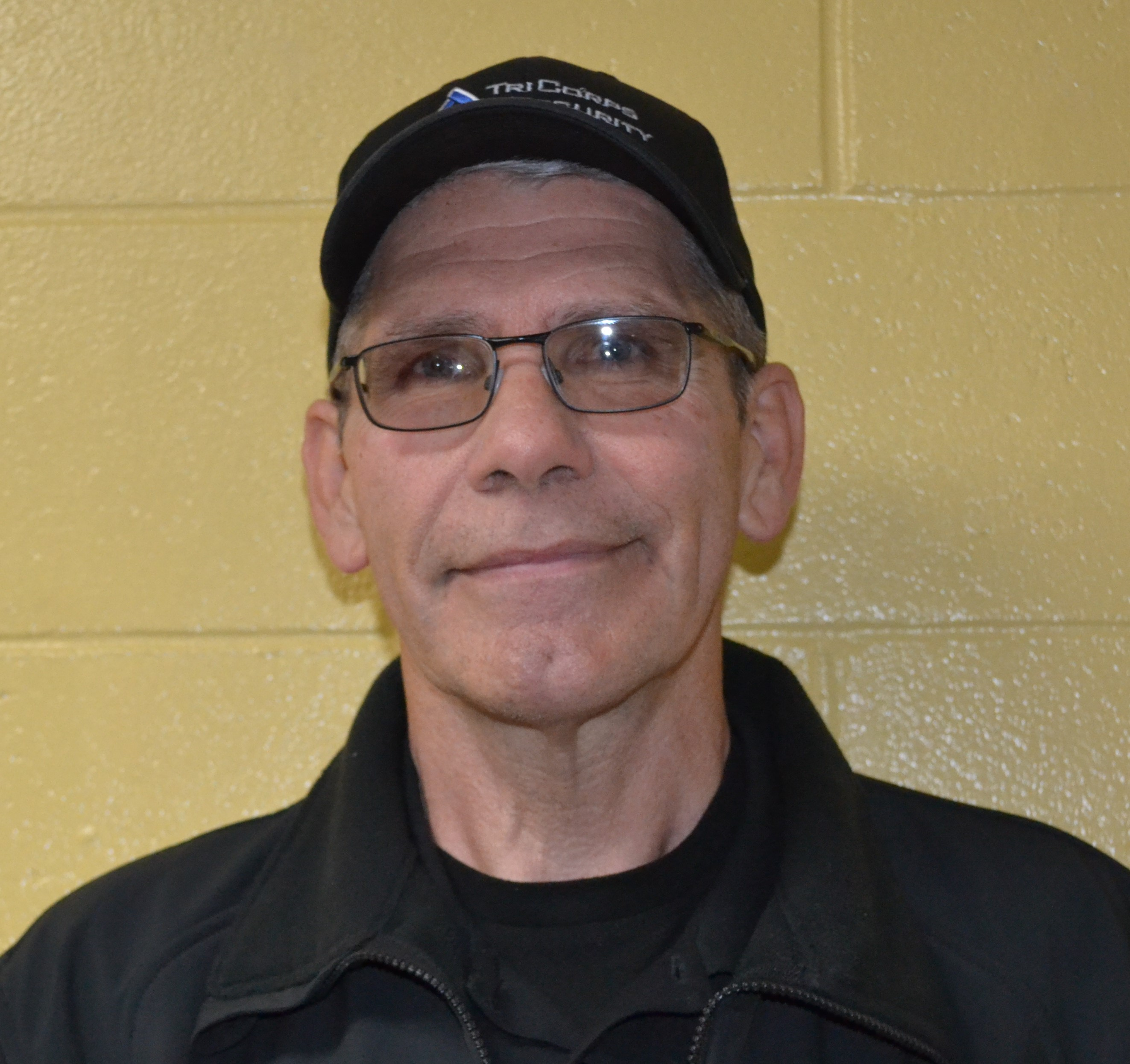 MIKE TALLEY; Department of Defense and Retired Oklahoma Department of Corrections