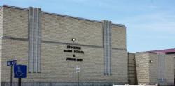Landscape View facing Junior High/Grade School