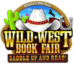Wild West Themed Book Fair Picture