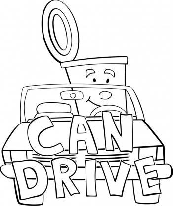 Rotary Club Can Drive