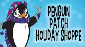 Penguin Patcch Holiday Shoppe Image