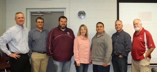 2018 School Board Members