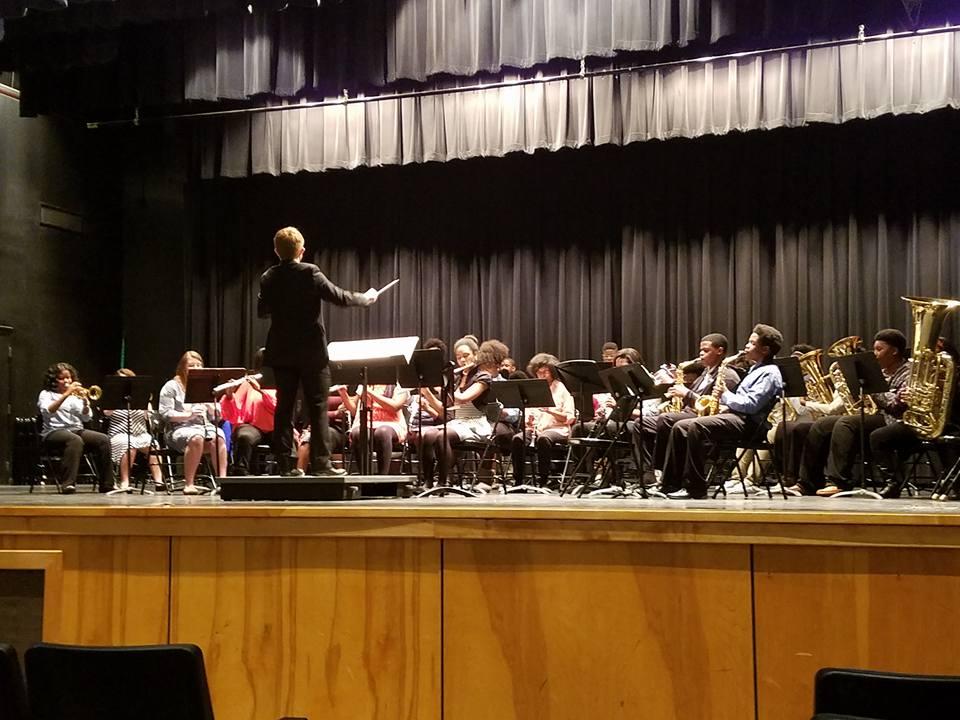 8th Grade Concert Band