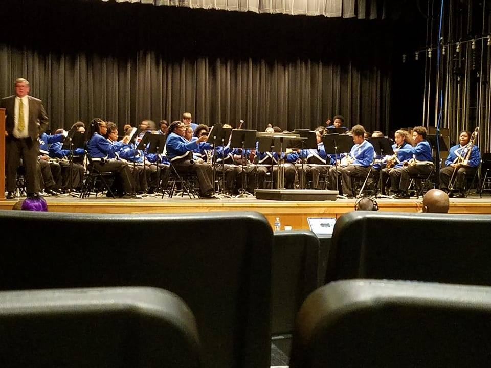High School Symphonic Band