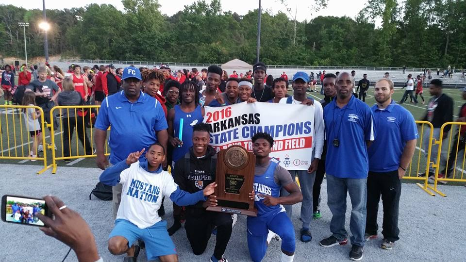 5A State Track & Field Champs