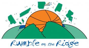 Rumble on the Ridge Logo