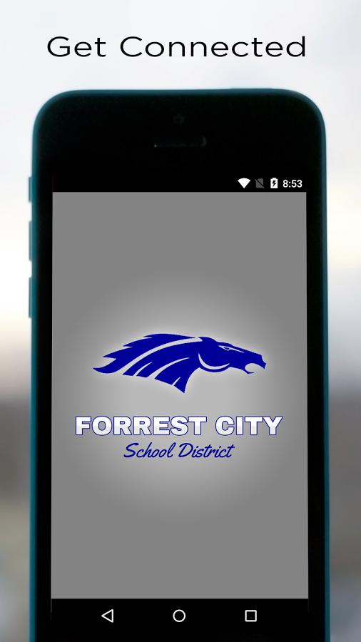 FCSD Mustang App