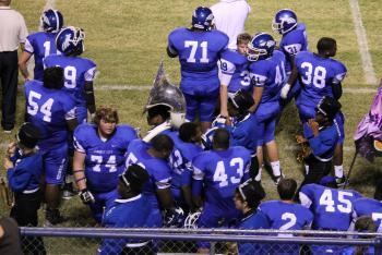 Forrest City High School - Football