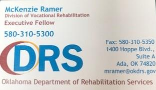 DRS Business Card