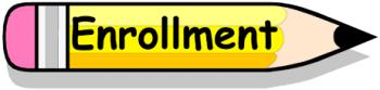 Enrollment Clipart