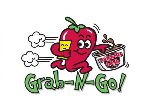 grab and go clipart
