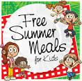 summer meal clipart