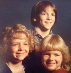 Ricky, Angie, Me!