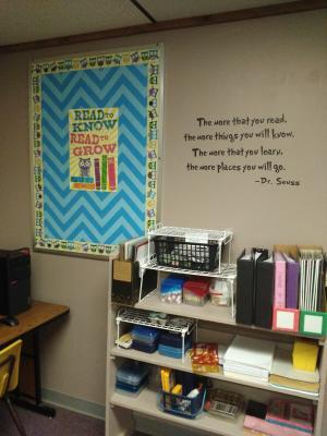 My classroom 2016 - 2017 school year!