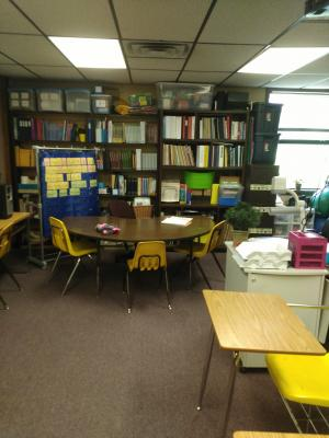 My classroom 2016 - 2017 school year!