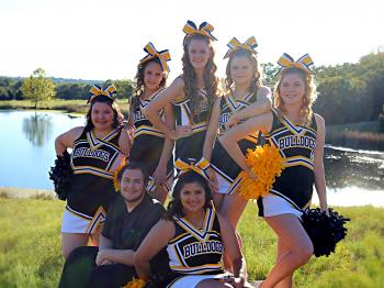 Calvin HS Cheerleaders