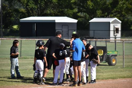 Elementary baseball