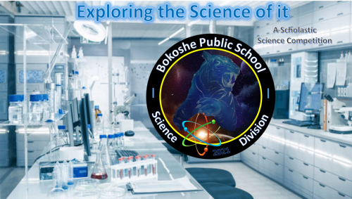NEW THIS  YEAR! SCIENCE SCHOLASTIC COMPETITION