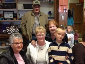 Grandparent's Day!