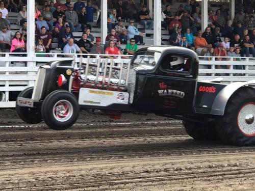 Neligh NE 8-6-2017 truck pull