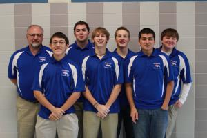 2013 Russell High School Scholars' Bowl team placed 2nd at KSHSAA State tournament.