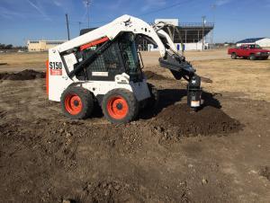 Digging Post holes