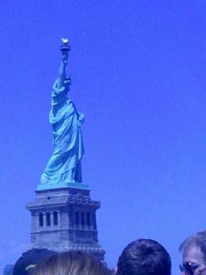 Statue of Liberty 2012