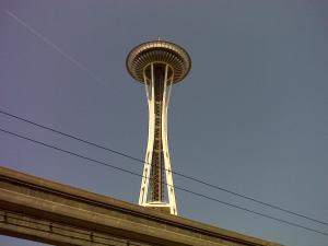 Space Needle Seattle, Washington 2009
