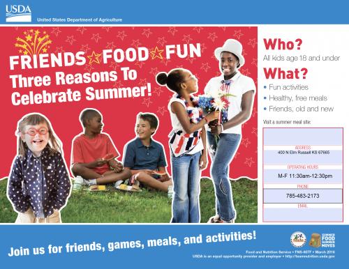 Summer Lunch Program 2019