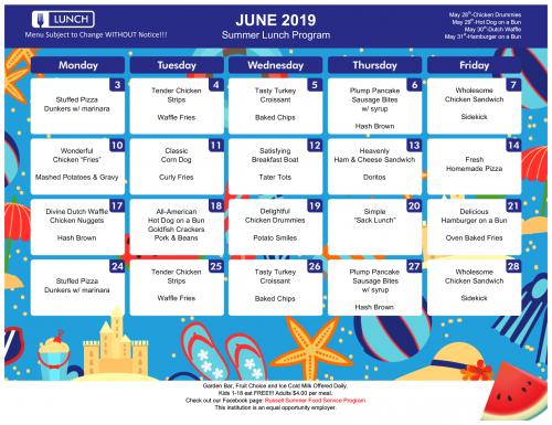SFSP June 2019