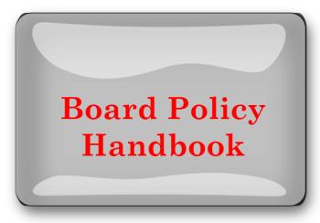 Board Policy Handbook